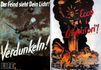 WWII: Intense Propaganda Posters